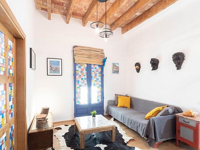 Lindo apartamento à venda em La Barceloneta, Barcelona