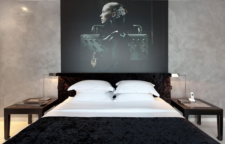 Уютная спальня виллы в Салинас