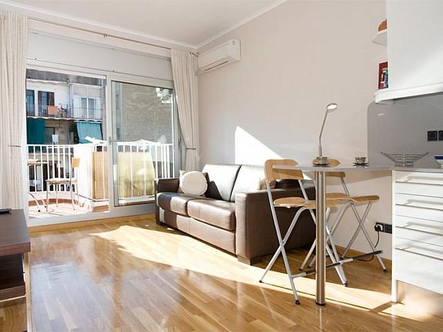 Precioso Ático en alquiler en Vila de Gracia, Barcelona