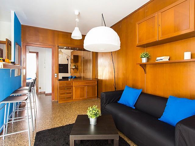 شقة رائعة للإيجار في وسط برشلونة