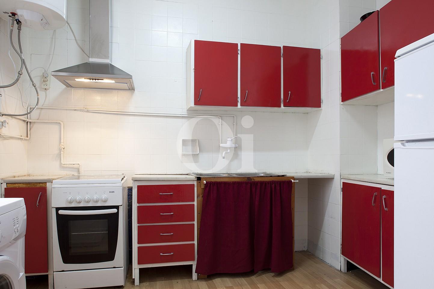 Отдельная кухня квартиры на продажу в Готическом квартале