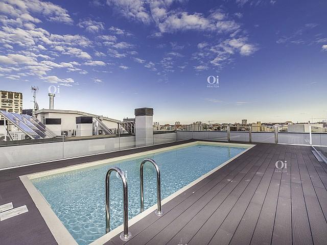 Fantástico piso de obra nueva en Les Corts, Barcelona.