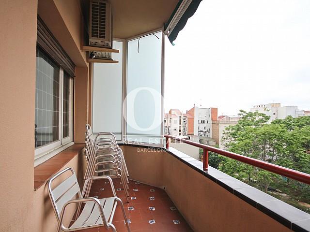 Magnifique appartement à rénover touchant la Plaça Bonanova
