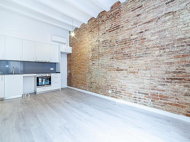 شقة جميلة للبيع في Poble-Sec Barcelona¡¡¡¡