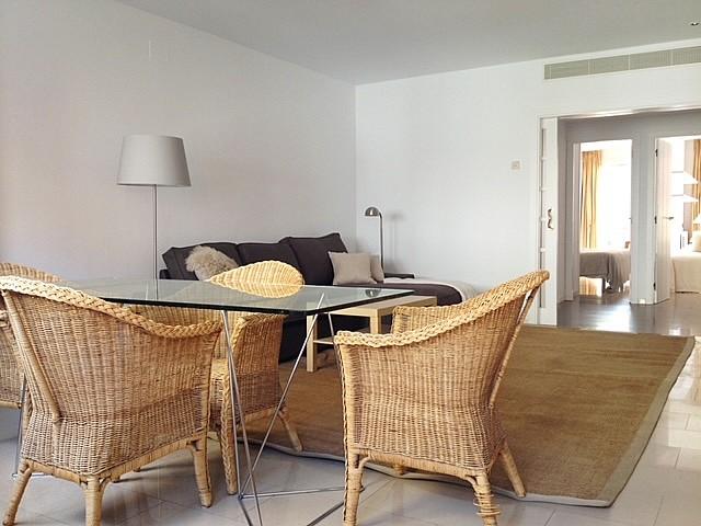 Mooi appartement met 3 slaapkamers te huur in Sarrià, Barcelona