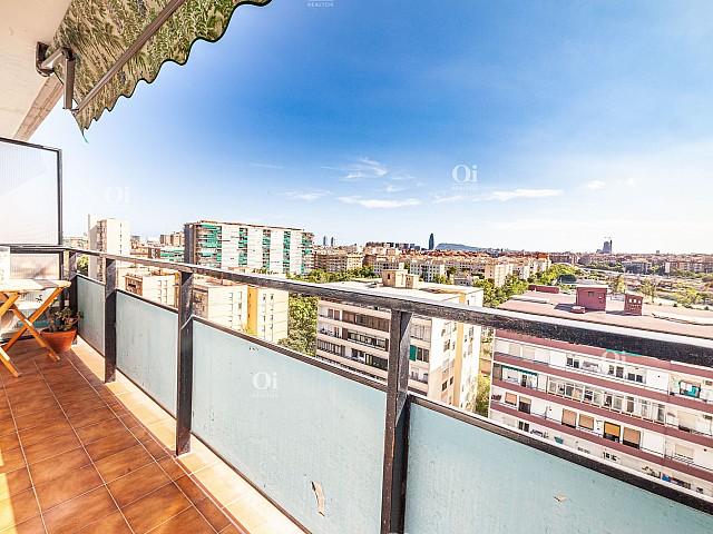 巴塞罗那 Sant Martí de Provençals 待售公寓