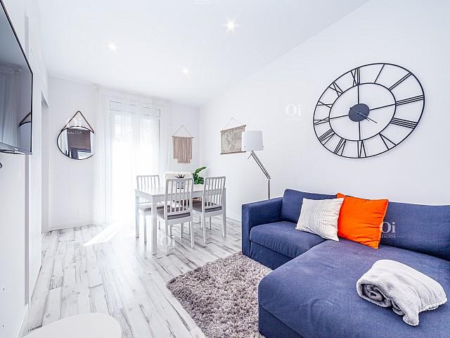 购买带阳台的公寓出售 Poblenou Barcelona