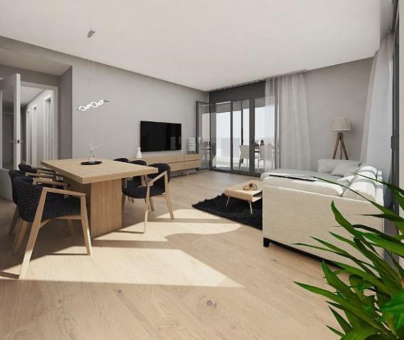 Piso de obra nueva en venta en Poblenou - Barcelona