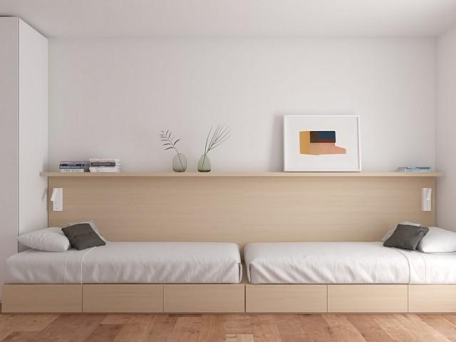 شقة بناء جديدة للبيع في بوبلينو ، برشلونة