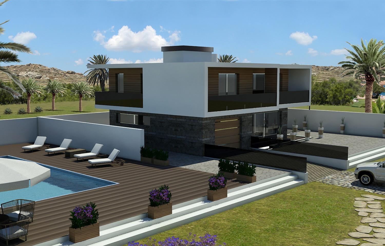 Предполагаемый облик дома в Сант Поль де Мар