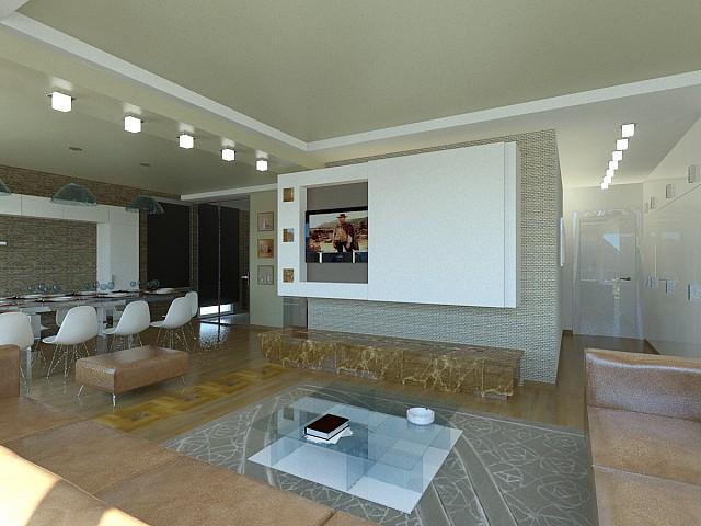 Проект элитного дома в Сант Висенс де Монтальт