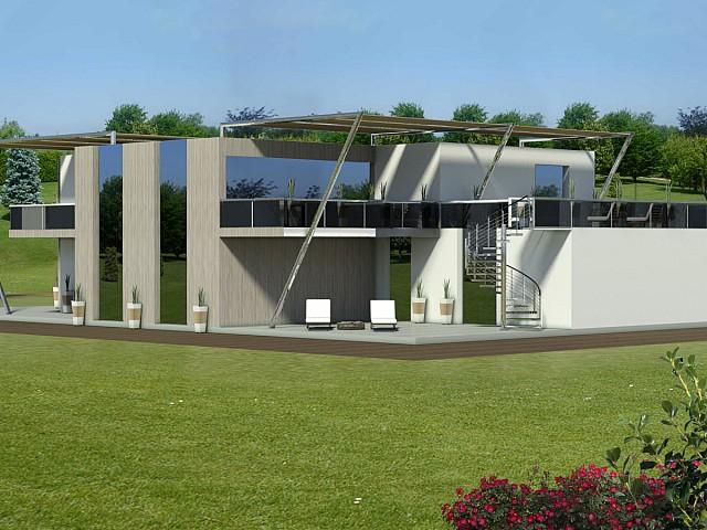 Projet clé en main d'une maison moderne à Premià de Dalt, Maresme.