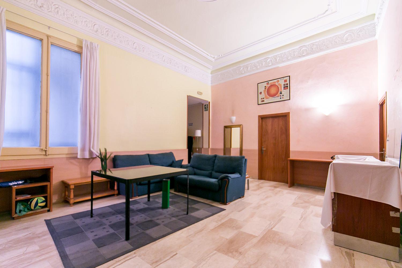 Salón-comedor de apartamento en venta en el Gotic, Barcelona