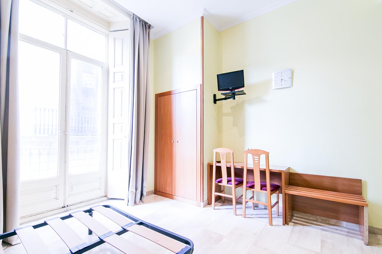 Sala de estar de apartamento en venta en el Gotic, Barcelona