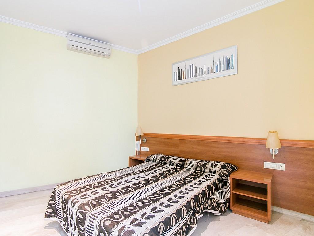 Dormitorio de apartamento en venta en el Gotic, Barcelona