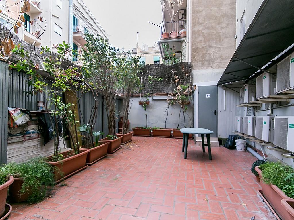 Patio de apartamento en venta en el Gotic, Barcelona