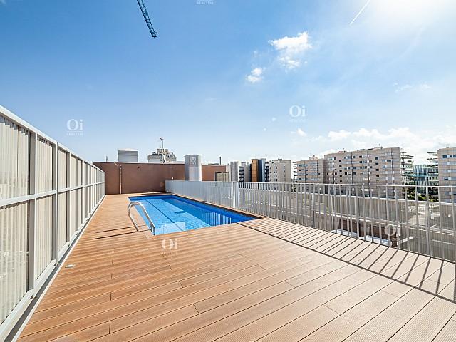 Edificio obra nueva en venta, Barcelona .