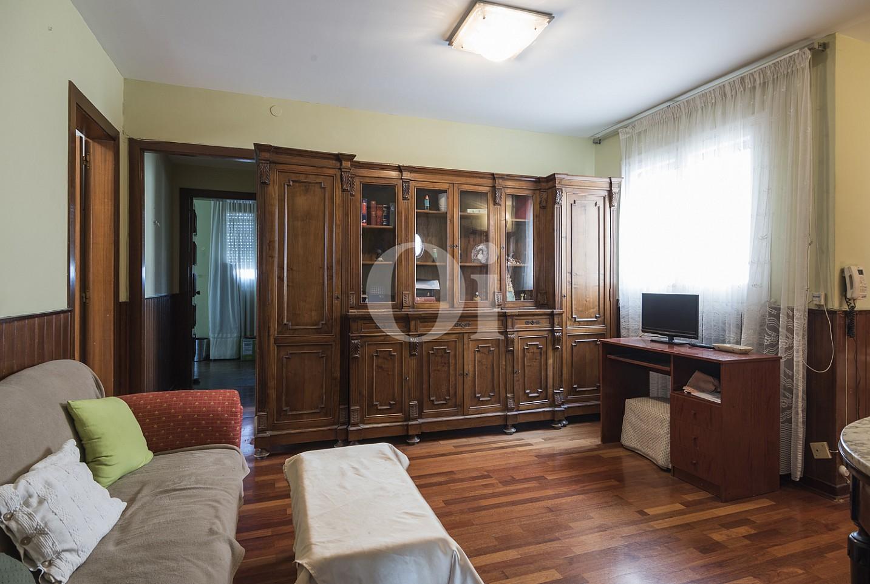 Шикарная гостиная пентхауса в Эшампле Дрета