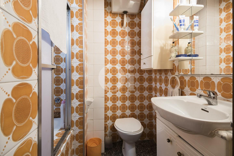 Ванная комната пентхауса в Эшампле Дрета