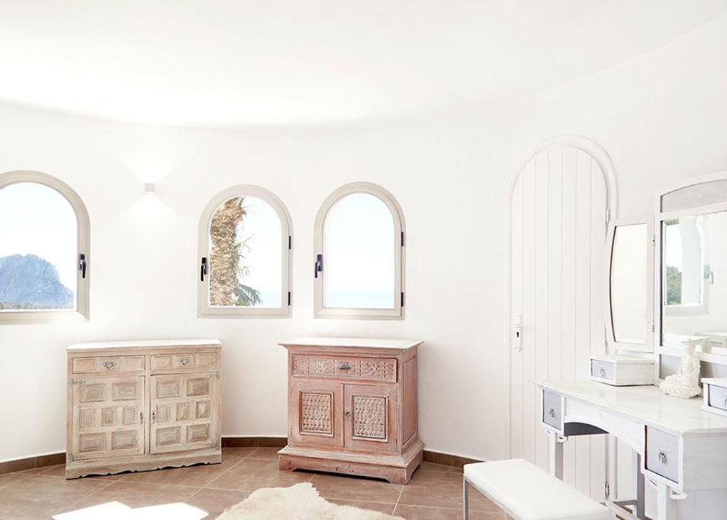 Ванная комната дома на Ибице