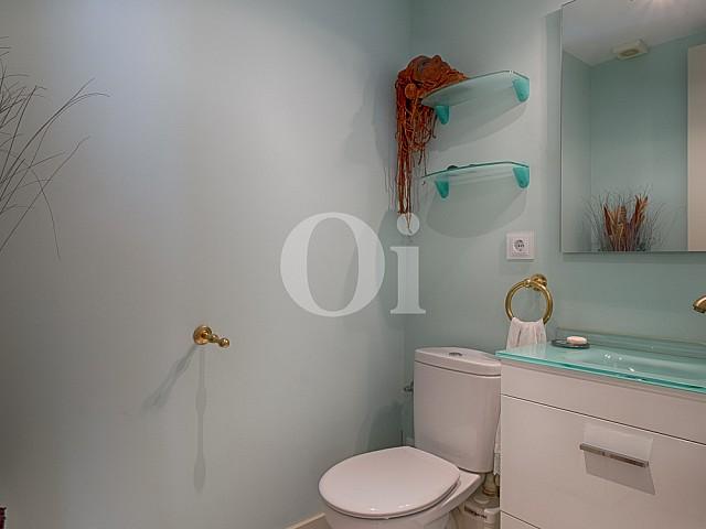 Ванная комната квартиры в Грасия