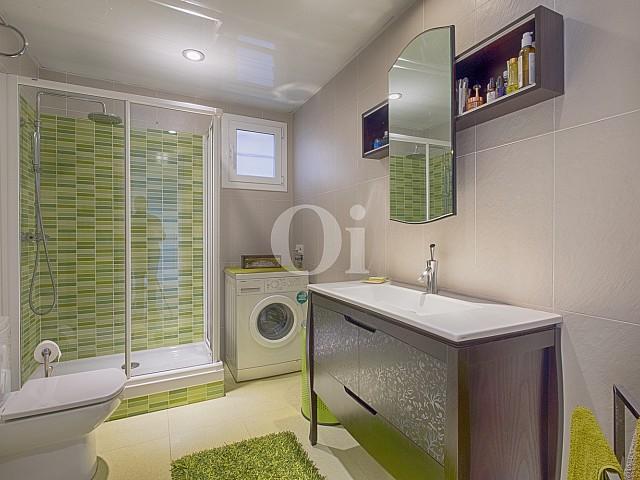 Ванная комната Терраса квартиры в Грасия