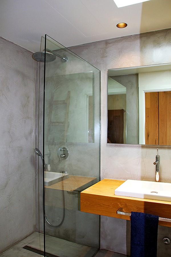 Ванная комната виллы в Далт Вилла