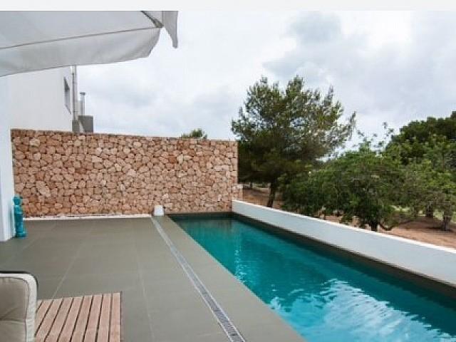 Reihenhaus neben dem Golfplatz Roca Llisa, Ibiza