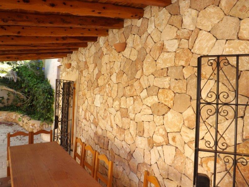 Вилла в балеарском стиле в Кала Грасио
