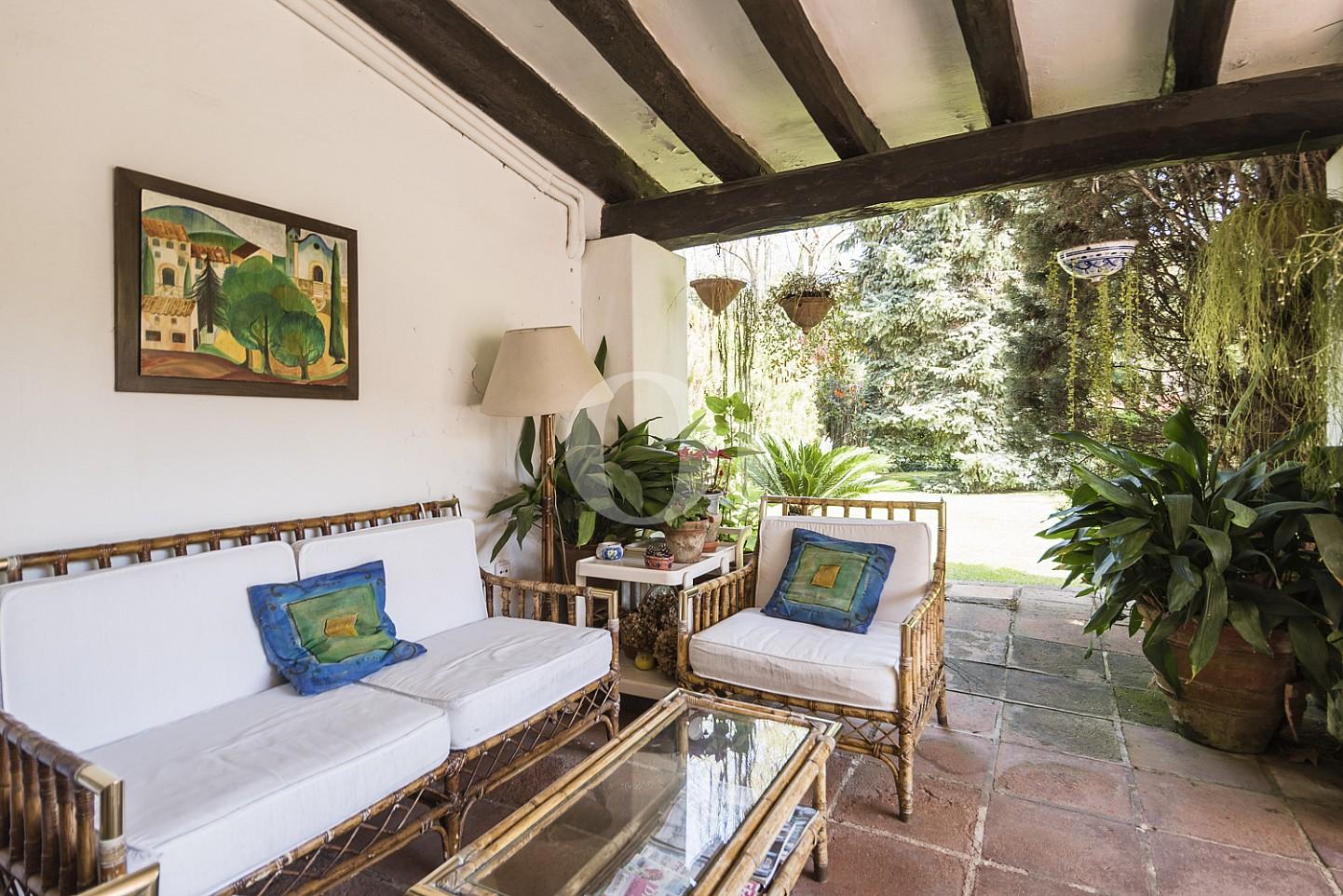 Дом на побережье в Сант Искле де Валалта