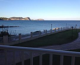 Продаются апартаменты-дуплекс  в Кала Нова, Санта Эулалия, рядом с морем