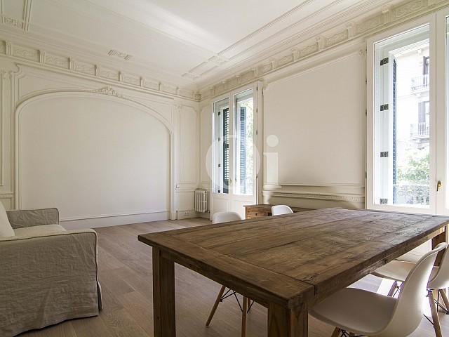 壮观的公寓拥有Eixample Dreta豪华酒店的独特改造