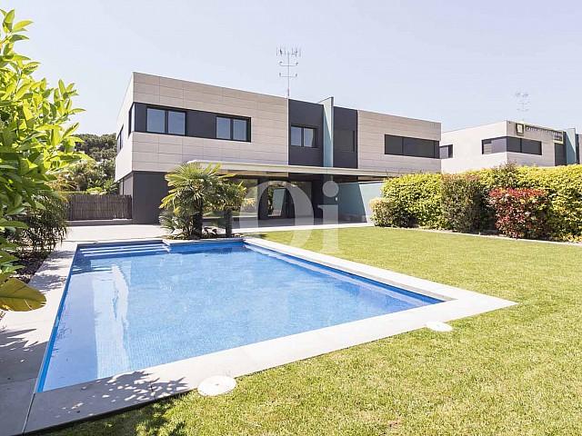 Modern family house in Sant Andreu de Llavaneres