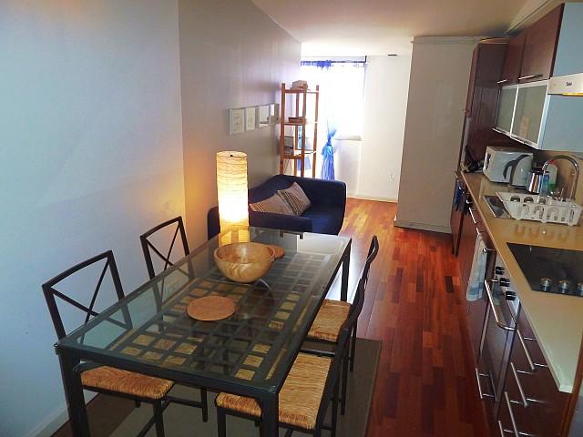 Продается квартира 129 м2 в Раваль, Арк дель Театр, предложение для инвесторов
