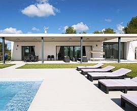 Moderna vil•la de nova construcció a Santa Gertrudis, Eivissa