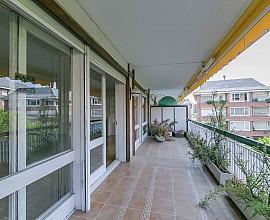 Appartement exclusif en vente dans les hauts quartiers de Barcelone, La Bonanova, Barcelone