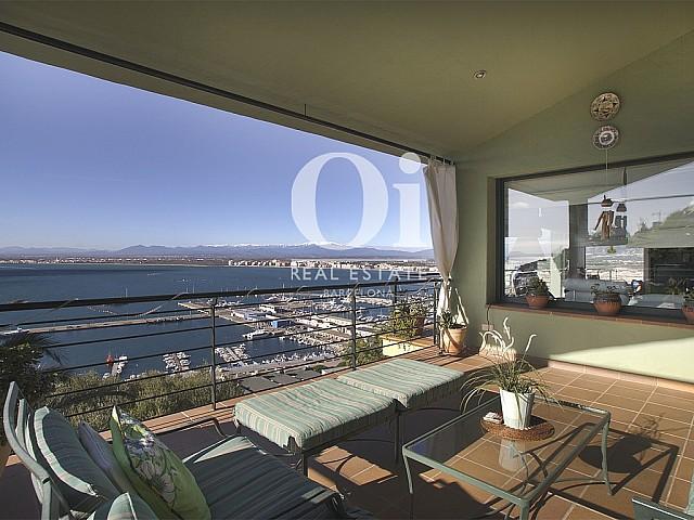 Продается шикарный дом с видом на порт Росес