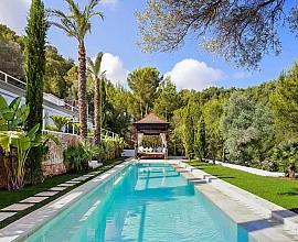 Maravillosa propiedad de lujo en San Miguel, Ibiza