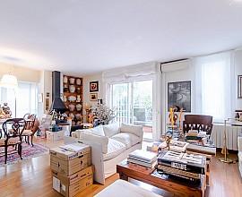 Privilegiat dúplex en venda a La Bonanova, Barcelona