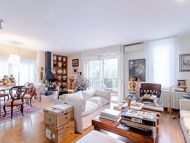 Privilegiertes Duplex zum Verkauf in La Bonanova, Barcelona