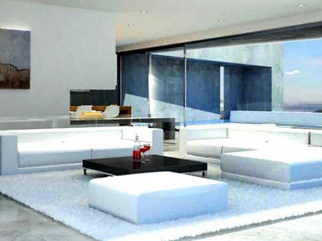 bright, white, light, modern, design,