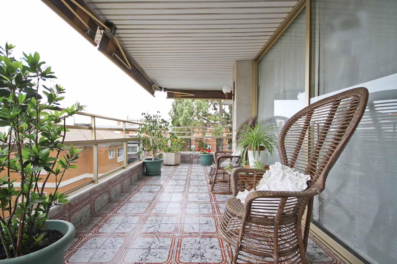 terrace, exterior, chairs, big windows