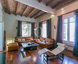Maison moderniste en vente à Sant Gervasi, Les Tres Torres, Barcelone