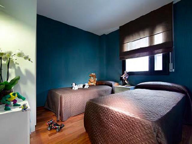 Edifici nou d'apartaments turístics a l'àrea de l'Hospital de Sant Pau, Barcelona
