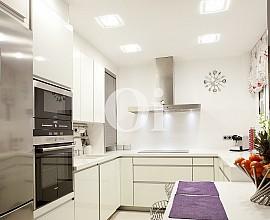 Продается потрясающая квартира в Саррья-Сант Жервази