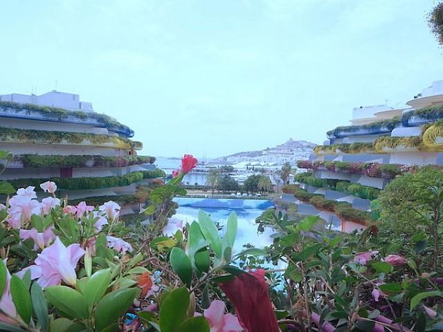 Piso en Edificio Las Boas, Marina Botafoch, Ibiza