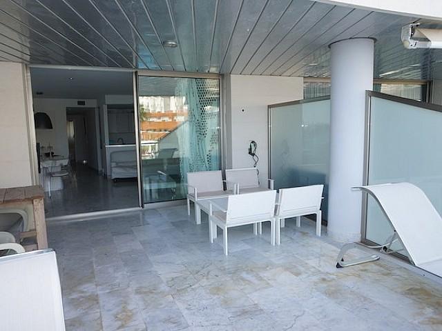 Квартира в здании Miramar Ибица