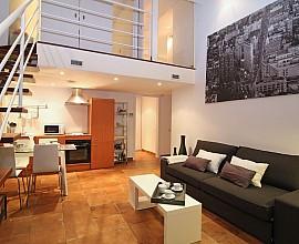 Fantástico dùplex en venta en el Gótico, centro de Barcelona
