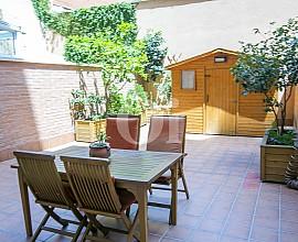 Planta baja duplex en venta con  terraza en el Eixample Derecho de Barcelona