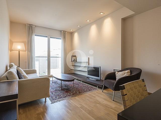 Exclusiu apartament en venda reformat a l'Eixample Dreta